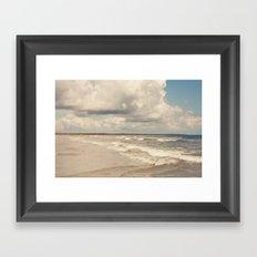 The Atlantic Framed Art Print