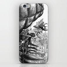 Sky Bird iPhone & iPod Skin
