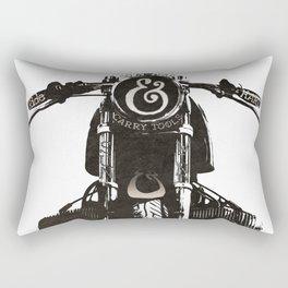 Ride Hard Rectangular Pillow