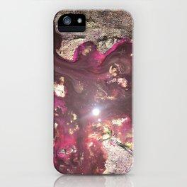 Supernova Sky iPhone Case