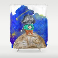 prince Shower Curtains featuring Little Prince by gunberk
