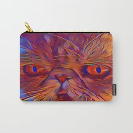 Purrplexing Carry-All Pouch