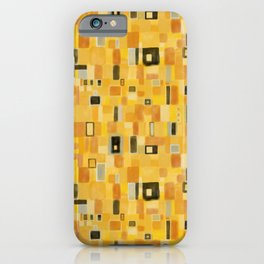 Klimt Pattern iPhone Case