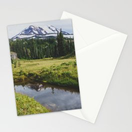 Mt Adams & Killen Creek - Pacific Crest Trail, Washington Stationery Cards
