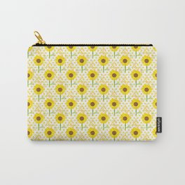Inspired Sunshine Quote Carry-All Pouch