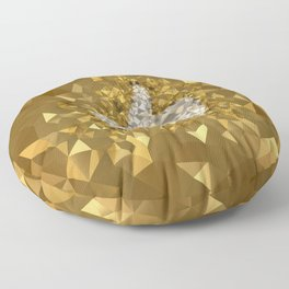 POLYNOID Like / Gold Edition Floor Pillow