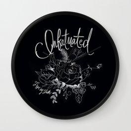 Infatuated Wall Clock