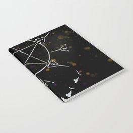 A Tarot of Ink 10 of Pentacles Notebook