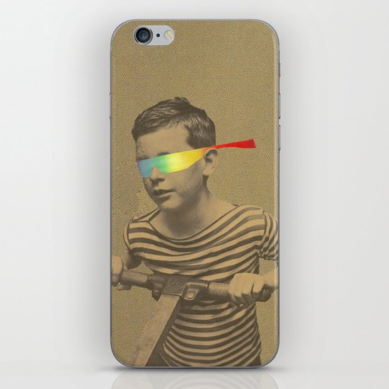 Occhiali cromodimensionali iPhone & iPod Skin