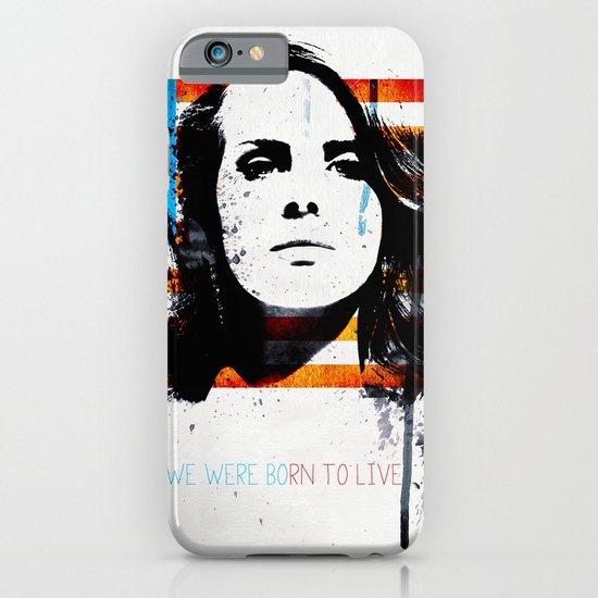 Born to dream iPhone & iPod Case