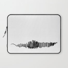 Phonetic - Singular #494 Laptop Sleeve