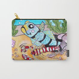 Goby & Pistol Shrimp Carry-All Pouch