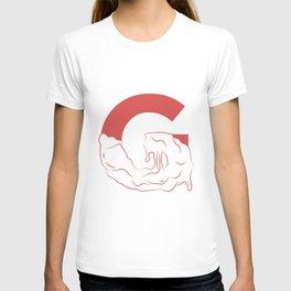 G Illustrated T-shirt