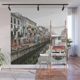 Milano Navigli - Italy Wall Mural