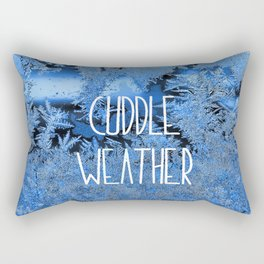 Cuddle Weather Rectangular Pillow