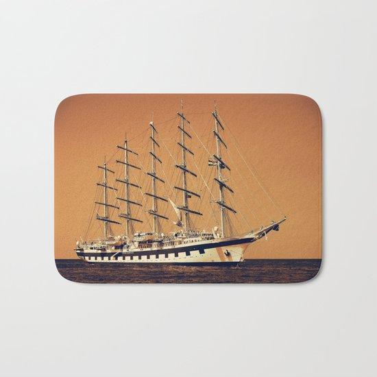 Old Ship Bath Mat