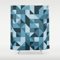 industrial Shower Curtains featuring Industrial by Matt Borchert