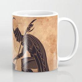 Two Gods Playing a Game Coffee Mug