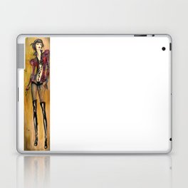 Vivian wakes Laptop & iPad Skin