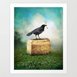 Find Your Way Art Print