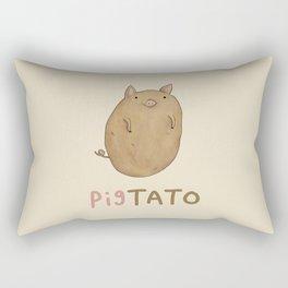 Pigtato Rectangular Pillow
