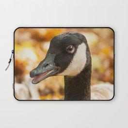 Autumn Goose Laptop Sleeve