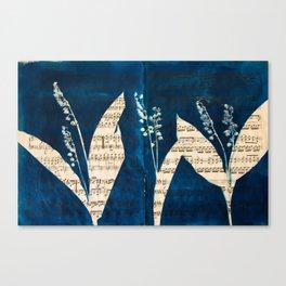 Sonata II Canvas Print