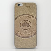 parks and recreation iPhone & iPod Skins featuring Parks & Recreation - Central Park, NYC by Dianne Somma (My New York)