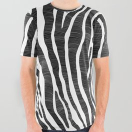Natures Pattern 01 All Over Graphic Tee