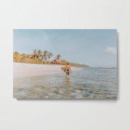 lets surf xvi / indonesia Metal Print
