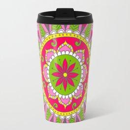 Strawberry Lemonade Travel Mug
