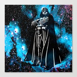 The Force Is Strong In My Family Canvas Print