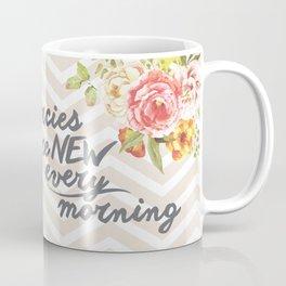 Mercies are New Coffee Mug