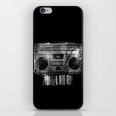 DOOMBOX iPhone & iPod Skin