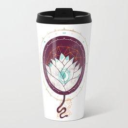 The Lotus Travel Mug