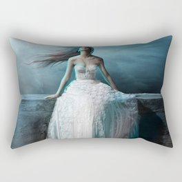 Lost forever Rectangular Pillow