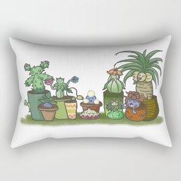 PokéPlants Rectangular Pillow