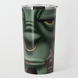Giant Hunter Travel Mug