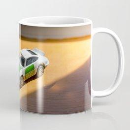 Carrera 911 Police POLIZEI english die cast car Coffee Mug