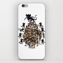Super Aliens³ Resurrection iPhone Skin