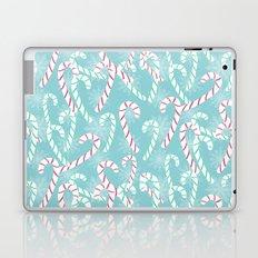 Frosty Canes Laptop & iPad Skin