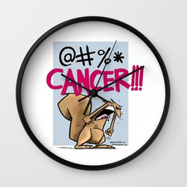 Cancer needs to go Wall Clock