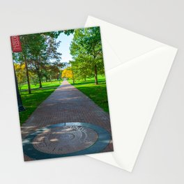 Ohio State Campus Seal Lawn Print Stationery Cards