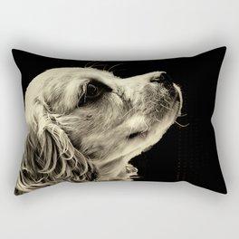 Puppy Love Rectangular Pillow