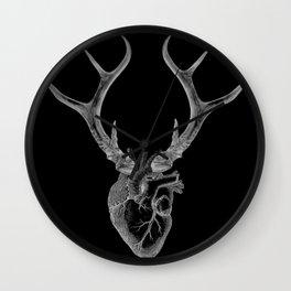 immortal heart Wall Clock