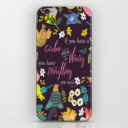 You have Everything iPhone Skin