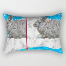 Iconoclast Rectangular Pillow