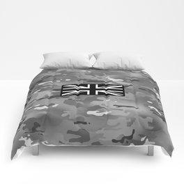 British Flag: Urban Camouflage Comforters