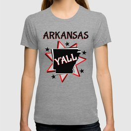 Arkansas State Y'all T-shirt