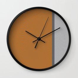 Vulpine Wall Clock